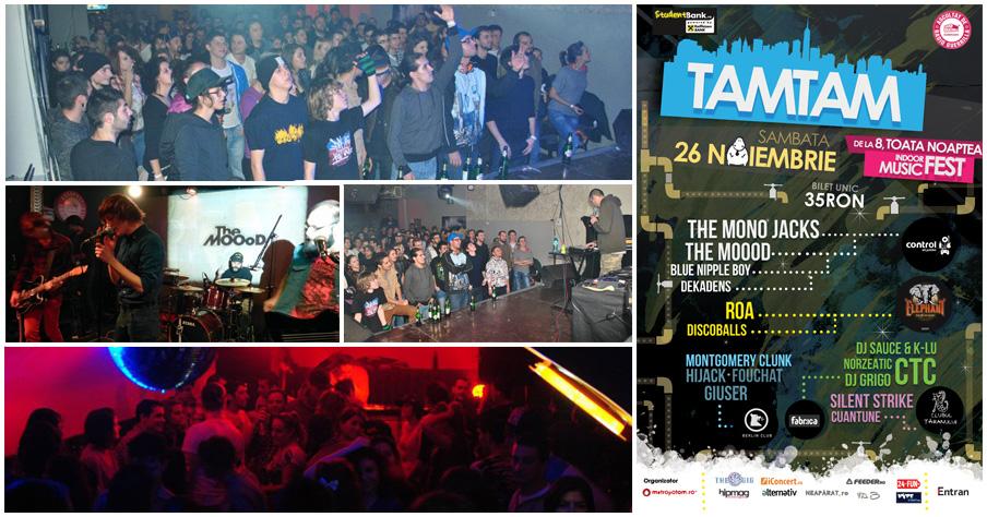 Tam Tam Music Fest