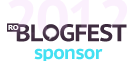 Sponsor roblogfest 2012